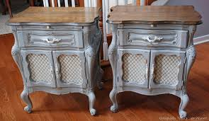 pictures of chalk painted furnitureChalk Painted furniture