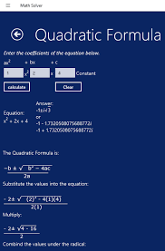 this is an advanced factoring quadratics calculator which not only displays a step by step solution to a quadratic equation