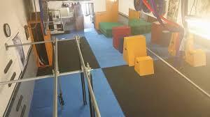 parkour mma gym