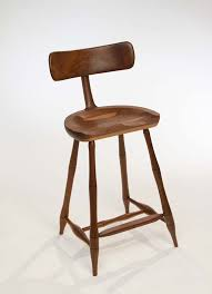 kitchen stool with back
