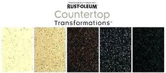 rust oleum countertop coating colors paint colors com review color rust transformations samples rustoleum countertop paint