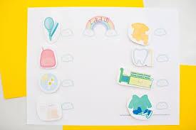 Preschool Morning Routine Chart Free Printable