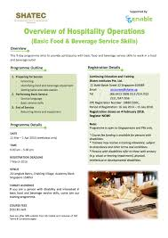 sg enable registration for basic food beverage service skills edm fb 21 mar 1apr 2016 final 1