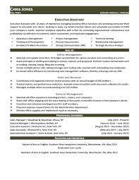 Sample Resume For Office Assistant Position Resume Sample Administrative Assistant Kliqplan Com