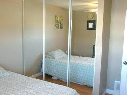 bedroom closet door mirror closet door mirror mirror closet doors mirrored closet doors closet mirror door