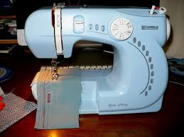 Kenmore Blue Sewing Machine