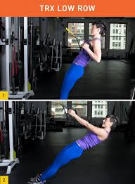 Trx Exercises Chart Trx Workout 44 Effective Exercises For Full Body Strength