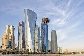 Wahrzeichen Katars ...