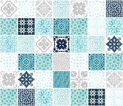 Moroccan Tile Pattern Adorable Moroccan Tile Pattern Grid In Silver Fabric Adenaj Spoonflower