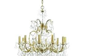 gold crystal chandelier gold crystal chandelier gold and crystal chandelier gold crystal chandelier awesome antique within