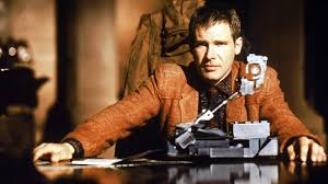 blade runner s moving still essay by elissa marder scraps from  blade runner 1982 harrison ford as rick deckard