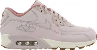 red nike air max 90 leather womens