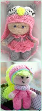Crochet Baby Doll Pattern