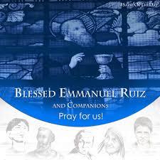 Blessed Emmanuel Ruiz and... - Radio Maria Philippines | Facebook