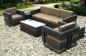 fake wicker furniture resin wicker patio furniture set regarding resin outdoor furniture resin outdoor furniture artificial