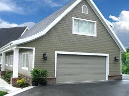 ing garage door paint colours ideas uk