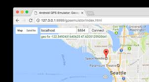 To Stack Emulate How Location Overflow In Emulator Gps The Android OdHxWxg
