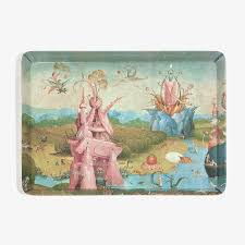 the garden of earthly delights tray