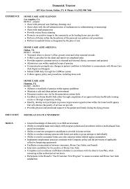 House Cleaning Resume Sample Home Care Aide Resume Samples Velvet Jobs 39