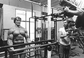Arnold Exercise Chart Arnold Schwarzeneggers Incredible Secret Arm Routine