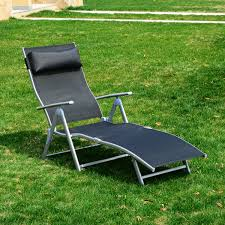 Patio Recliner Chairs Aluminum Patio Reclining Club Chair And Ottoman Darlee Elisabeth