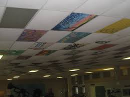 Decorate Ceiling Tiles Awesome Decorating Ceiling Tiles Gallery Liltigertoo 1
