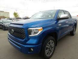 2018 toyota tundra platinum.  Platinum 2018 Toyota Tundra Platinum In Calgary AB  South Pointe Inside Toyota Tundra Platinum