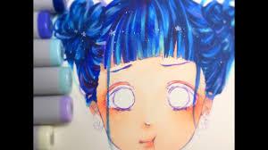 髪の塗り方講座コピック Youtube