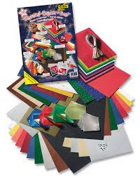 Bastel Papier Set Weihnachten 198 Teilig