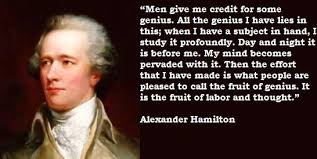 Alexander Hamilton | quotes, poems and sayings | Pinterest via Relatably.com