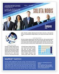 professional newsletter templates for word business professionals newsletter template for microsoft word