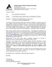 Rfp Response Cover Letter Template Deltabank Info