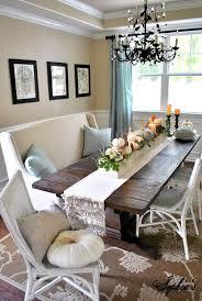 dining room cozy