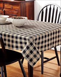Kitchen  Primitive Country Curtains Old Fashioned Tablecloth Tablecloths Country Style