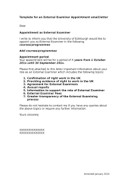 How To Write Appointment Letter 18 Job Appointment Letter Examples Pdf Word Examples