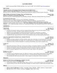 mckinsey resume the best resume