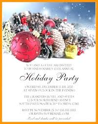 Christmas Party Flyer Templates Microsoft Holiday Dinner Invitation Templates Office Party Poster Template