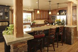 Remodeling Kitchen Island Pictures Of Remodeled Kitchens The Simple Way In Applying The