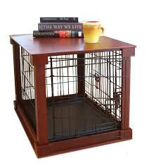 create extra comfort for your lovely dog with fancy dog crates