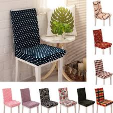 chair covers for home. 10 Colors Dining Chair Covers Spandex Material High Quality Strech Home Office Wedding Banquet Protector For