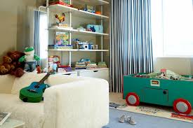 bright thomas the train toddler bed in kids modern with striped curtains next to ikea stolmen alongside