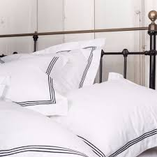 high thread count duvet cover. Beautiful Count 3 Row Black Cord Quality Cotton Duvet Covers For High Thread Count Cover U