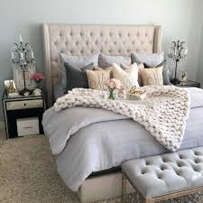 chic bedroom inspiration gray. Fancy Inspiration Ideas Shabby Chic Bedroom Styled By Kasey Furniture Accessories Gray