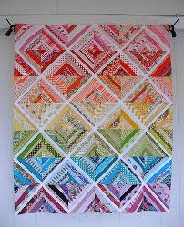 Sewing Your Quilt Block, and The Confetti Block Tutorial - Happy ... & Scrappy String Quilt at married to a bmw Adamdwight.com