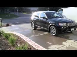 black bmw x3 with black rims. 2011 bmw x3 35i black sapphire metallic with mud flaps and volk racing re30 wheels bmw rims
