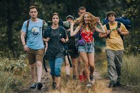 'nobody sleeps in the woods tonight' review (netflix) 02 november 2020 | nerdly. Nobody Sleeps In The Woods Tonight Netflix Review Stream It Or Skip It