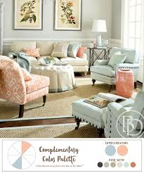 how to choose a color palette for your room with a color wheel
