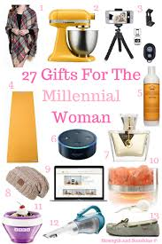 exciting gifts for twenty somethings. Fine For 27 Gifts For The Millennial Woman  Strength And Sunshine RebeccaGF666  For The Throughout Exciting Twenty Somethings L