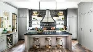 black kitchen cabinets with white marble countertops. Black Marble Countertops A Minimalist Kitchen Design Cabinets With White
