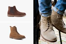 made in italy astorflex boots offer one of the better values in leather boots they feature soft suede uppers natural crepe soles and undyed leather